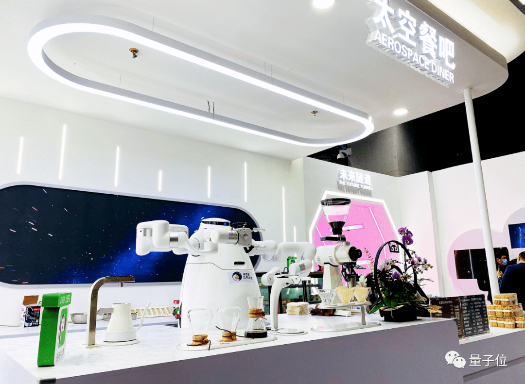 """这款""""咖啡机器人""""落地超百家,开启猎户星空机械臂生态第一步"""