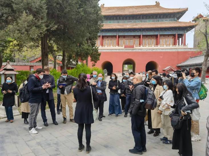 故宫院长王旭东:将来北京故宫将每日过流保护4万人