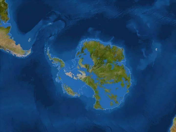 【地理视野】地理老师没有给你讲过这些罕见地图,因为可能会颠覆你的世界观  第41张