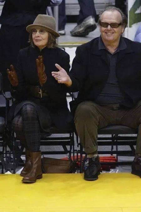 衣品||75岁还是最酷的女神 如何穿成戴安·基顿? 爸爸 第57张
