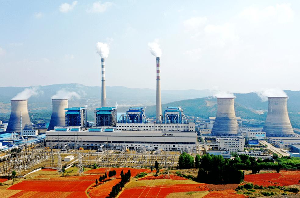 能投集团所属曲靖发电公司六年来首次实现四台机组全机组高负荷运行