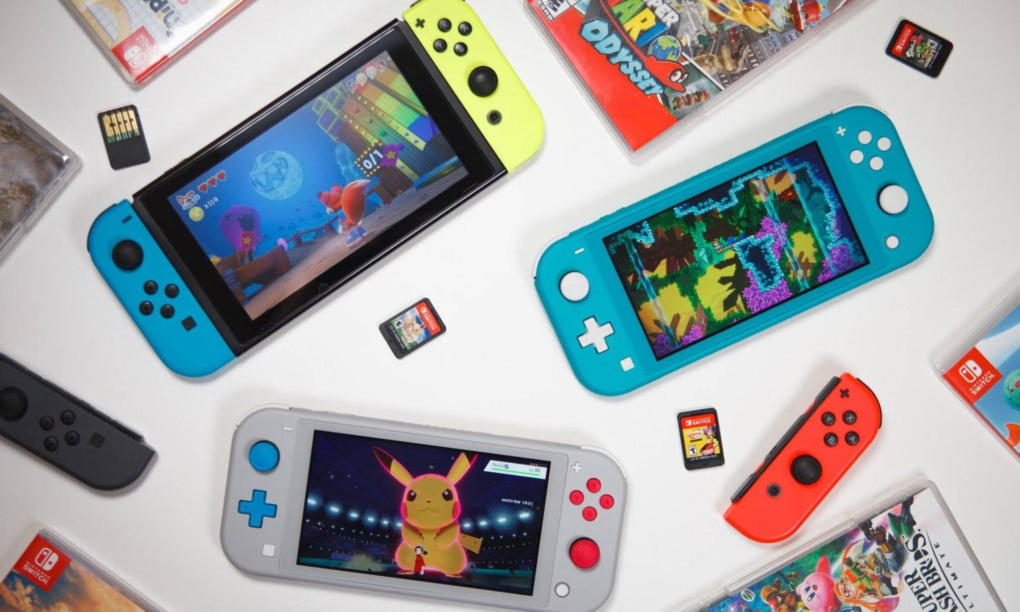 任天堂或于本财年增产Switch至3000万 高端机或于今年发售
