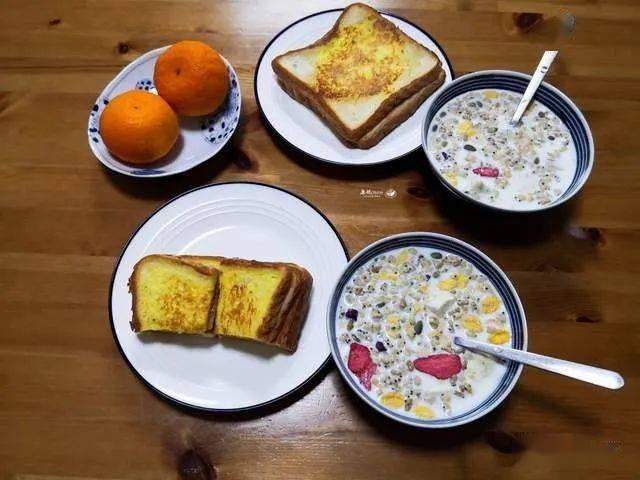 我家5天早餐,每天都有新花样,简单实惠好吃,跟着做早餐不费心