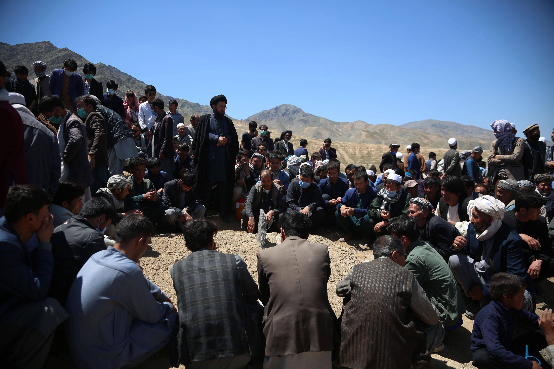阿富汗首都连环爆炸遇难者超过50人
