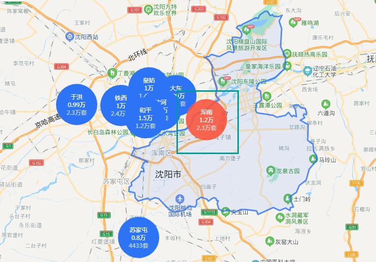 浑南区人口_沈阳中国智谷,带你玩转人工智能