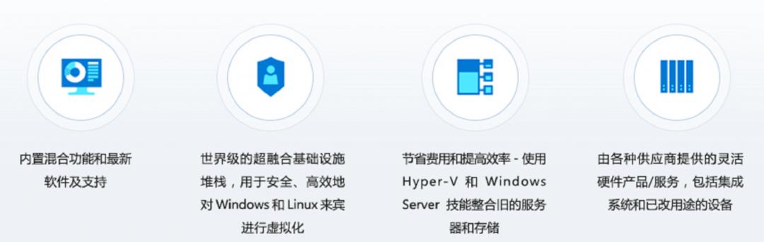 微软混合云 Azure Stack HCI 5月10日正式在华商用!