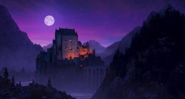 索尼公开动画电影《精灵旅社4》预告片  以欧美传说中的怪物为主角