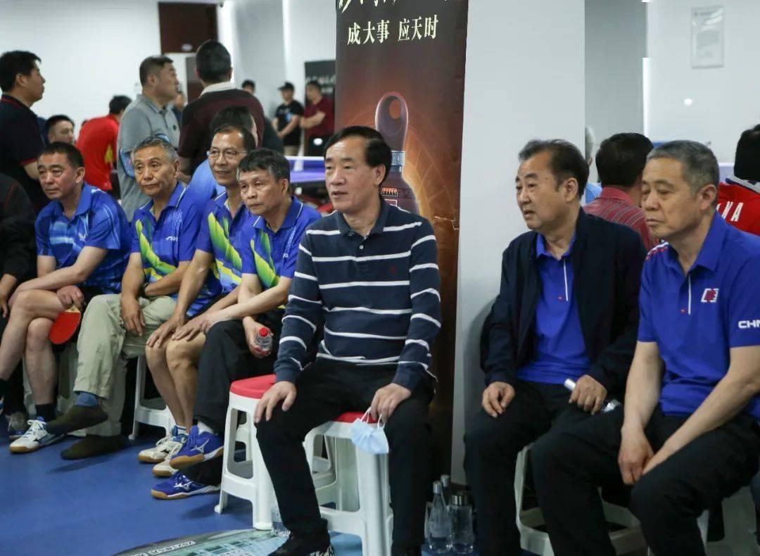"""河南省第七届""""公仆杯""""乒乓球赛省直赛区比赛圆满落幕"""