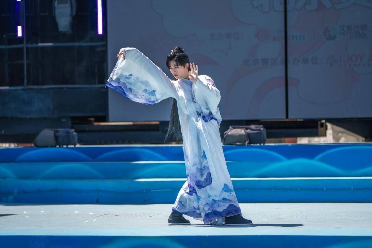 2021ChinaJoy洛裳华服·新秀大赛,北京赛区晋级赛圆满落幕 展会活动-第3张