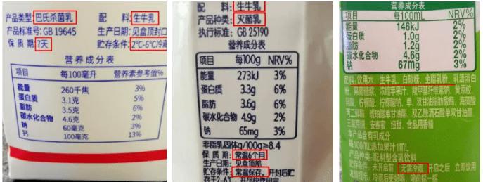 孩子vs大人喝的牛奶 区别大了!关键看这点-家庭网