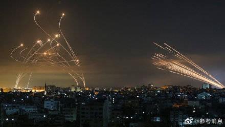 在购买了7亿美元武器后 以色列向美国请求10亿美元紧急军事援助