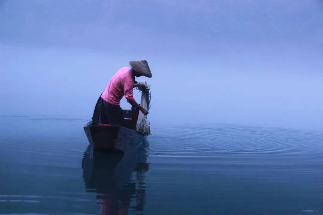 【图片漂流名人堂】许小文:水墨山水