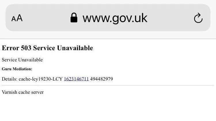 鸿图2注册CNN、纽约时报、英国政府…多个全球性网站瞬间瘫痪,发生了什么?(图2)