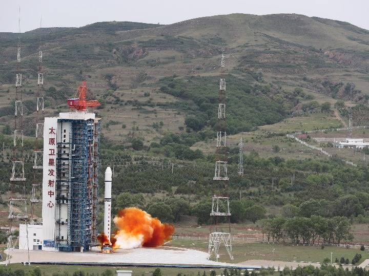 捷报频传!长征二号丁运载火箭成功发射北京三号卫星A星