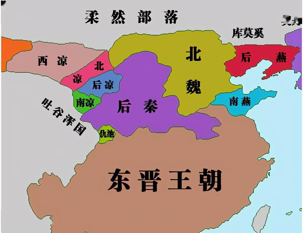 五胡之乱是谁平定的 吴楚七国之乱是谁平定