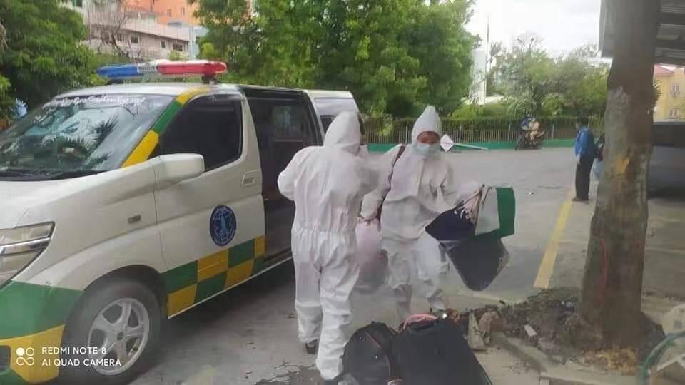 缅甸多地新冠疫情蔓延,单日新增确诊病例创4个月来新高