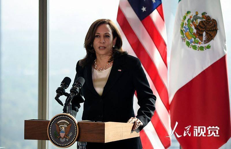 美共和党议员对哈里斯不满,致信敦促拜登换人处理移民问题