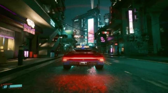外媒测试PS版本《赛博朋克2077》 显著改善问题