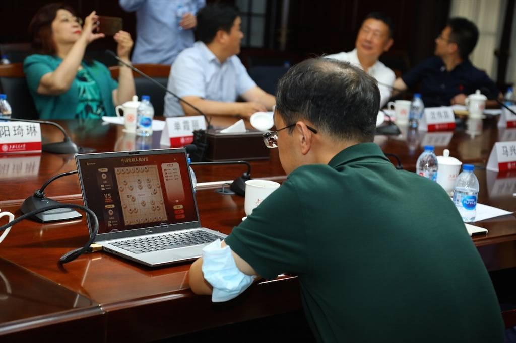"""拥有中国""""芯""""的首个中国象棋AI引擎成功""""出道"""",人机大战完胜特级大师"""