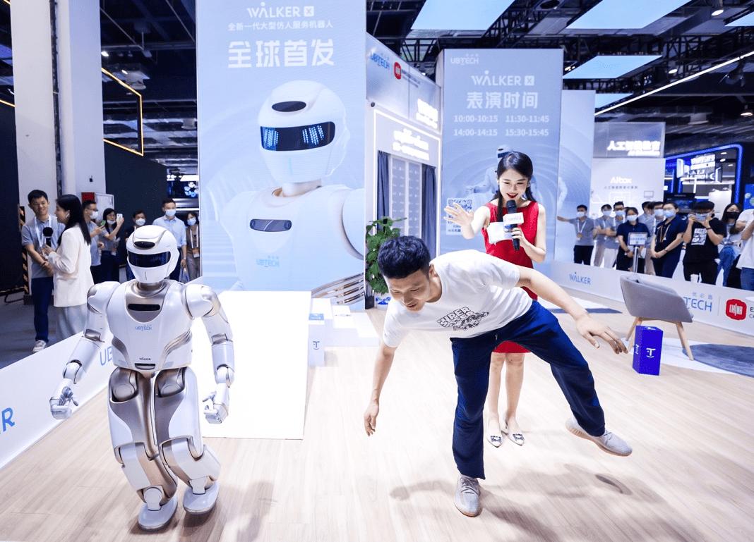 """直击WAIC_2021_世界人工智能大会今日开幕,李彦宏、董明珠同台论""""AI"""""""