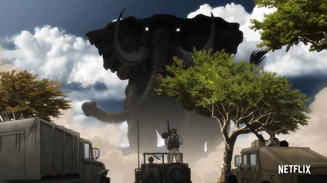 TV动画《范马刃牙》即将上线Netflix 公布新视觉图和预告PV