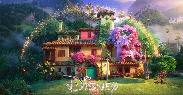 迪士尼动画电影《魔法满屋》公开影片前导预告 由《疯狂动物城》的导演执导