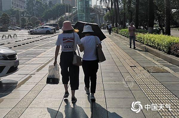 重庆中伏将遭遇高温 午后多雷雨局地有大到暴雨
