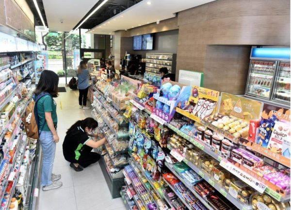 便利店密度持续攀升 台湾每1966人有一家便利店