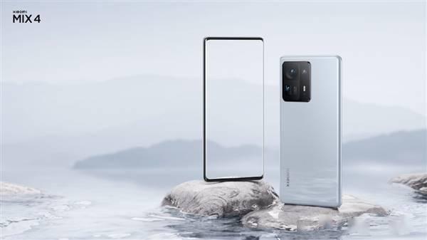 小米MIX 4手机发布:100%全面屏旗舰梦想成真  4999元起的照片 - 18