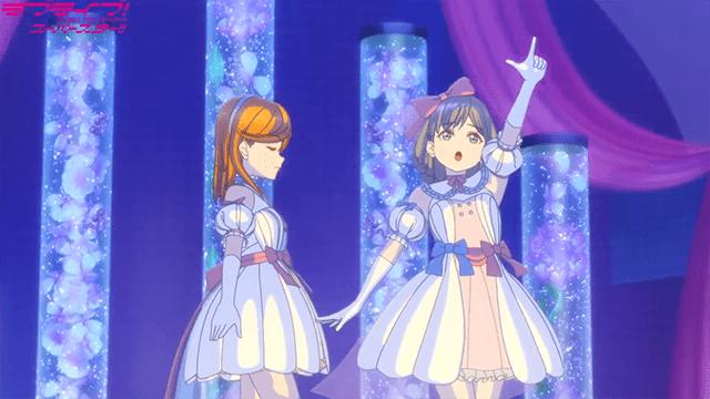 「LoveLive!SuperStar!!」第3话插曲「Tiny Stars」动画MV公开插图(1)