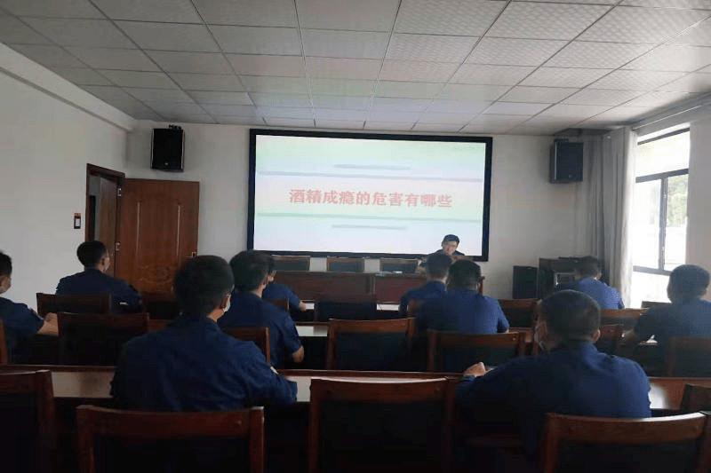 富民县消防救援大队组织开展纪律