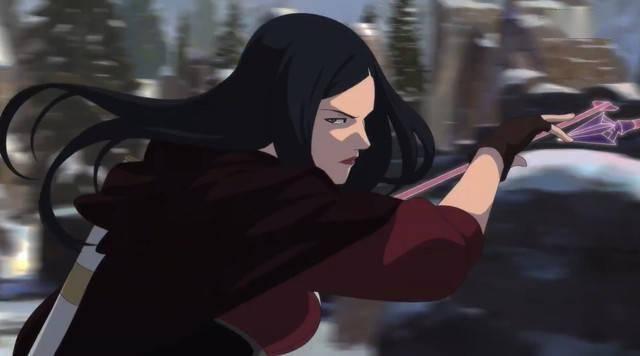 动画「巫师:狼之噩梦」中文版新预告公开插图(2)