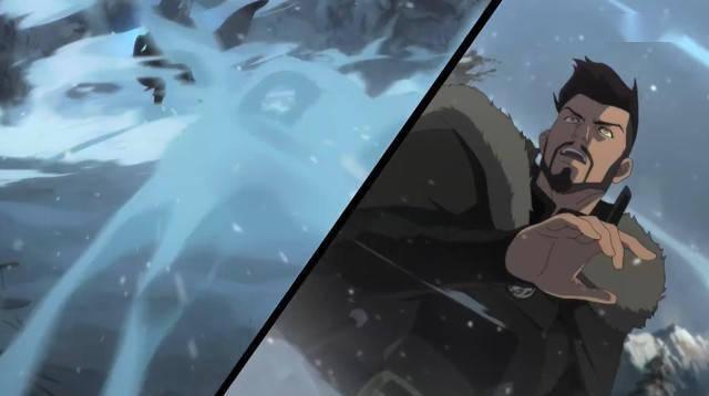 动画「巫师:狼之噩梦」中文版新预告公开插图(1)