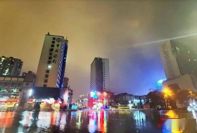提醒!23~24日张家界市有大到暴雨局部大暴雨