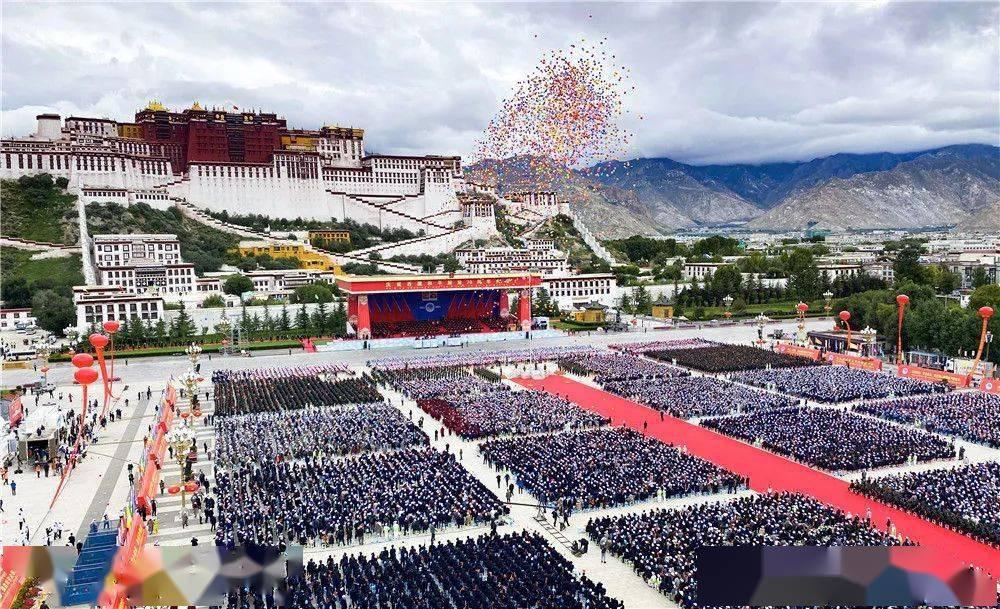 """从壮丽70年解读三个""""为什么""""――西藏和平解放发展启示录"""