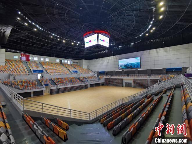首批启用的改扩建杭州亚运场馆亮相