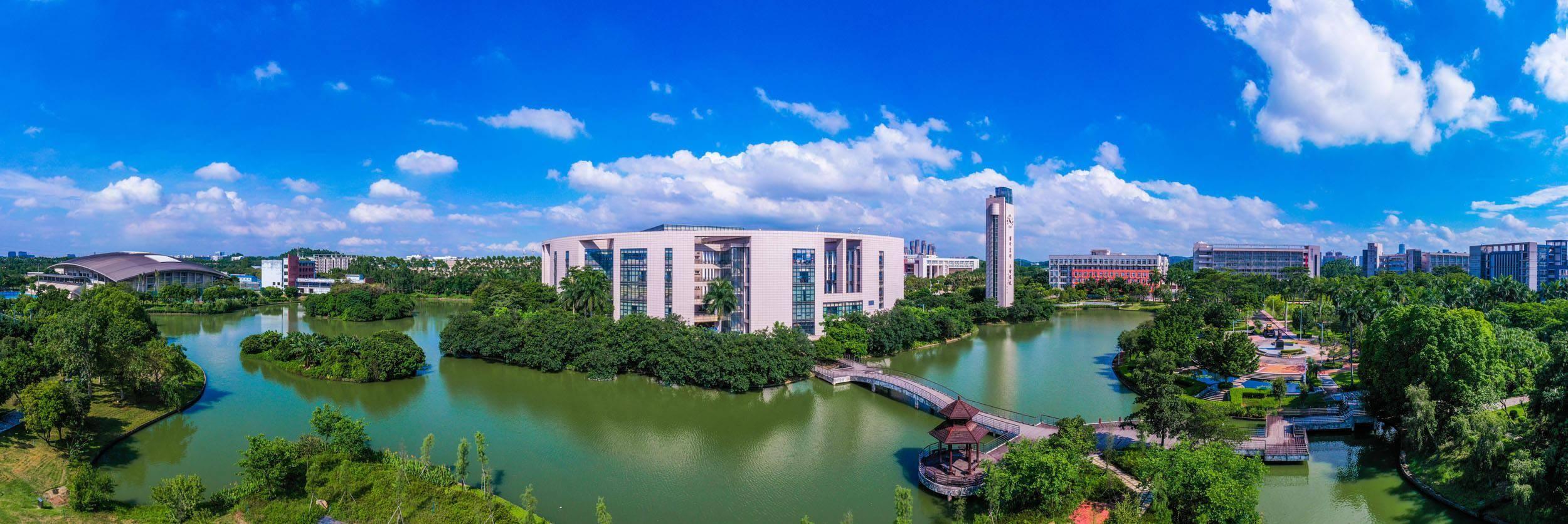 """这座以""""广州""""命名的高校,跑出了百米""""加速度"""""""