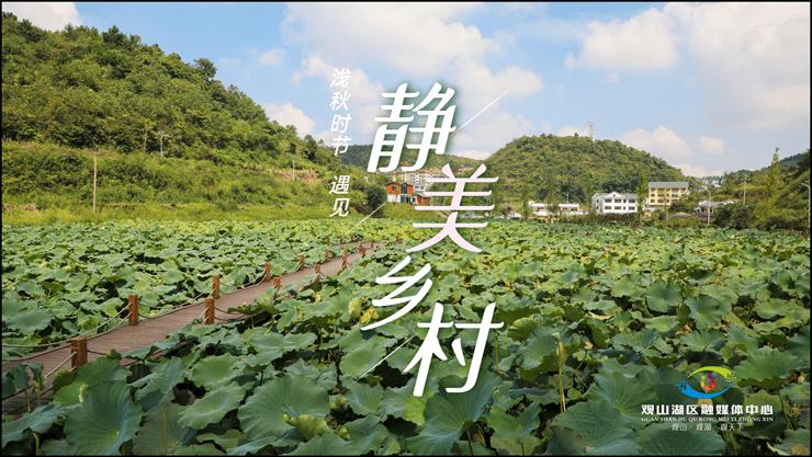 四季观山湖·秋有彩 | 浅秋时节 遇见静美乡村