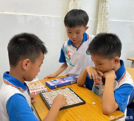 吃得好!睡得香!学得棒!广州校内课后服务伴学生成长 图2