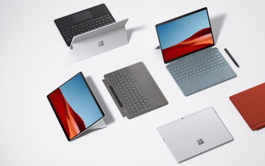 微软 Surface Pro 8 曝光:搭载 11 代酷睿 CPU,预装 Win11 系统