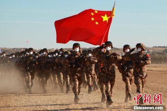 """""""和平使命-2021""""上海合作组织联合反恐军事演习开幕"""
