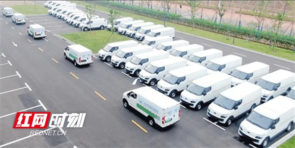 长沙入选首批国家级绿色货运配送示范城市