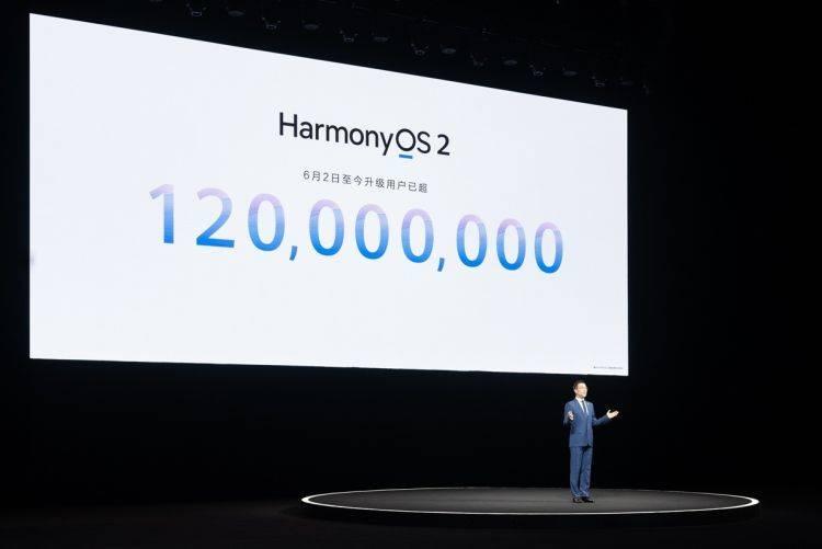 【原创】华为nova9系列发布,HarmonyOS 2升级用户已突破1.2亿
