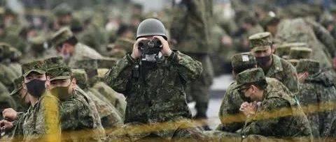 这场特殊时刻的罕见大型军演,把日本彻底暴露了
