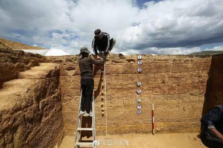 """稻城""""石""""破天惊!13万年前手斧现身雪域高原"""