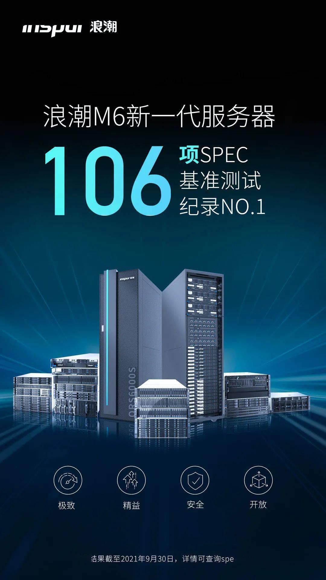 cdn服务器是什么国内vps连破106项SPEC测试世界纪录!